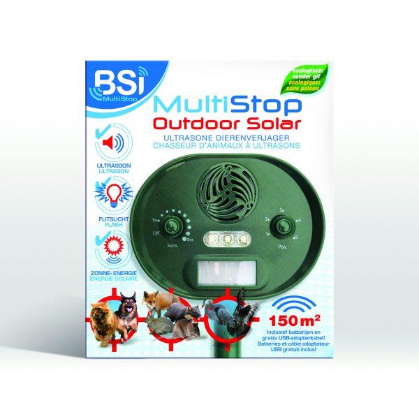 Multistop Outdoor Solar